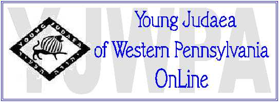 Young Judaea of Western Pennsylvania Online
